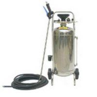 Cano à mousse acier inoxydable 24L materiel de nettoyage professionnel