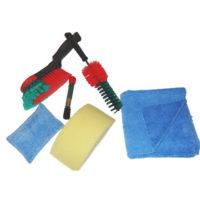 Kit complet nettoyage auto materiel de nettoyage professionnel