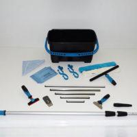 Kit nettoyage de vitre Master materiel de nettoyage professionnel