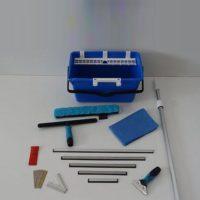 Kit nettoyage vitre Evolution materiel de nettoyage professionnel