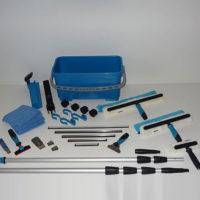 Kit ultra complet Master Pro Moerman materiel de nettoyage professionnel