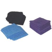 Microfibre multi usage 40x40 materiel de nettoyage professionnel